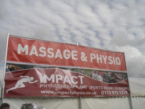 massage & physio