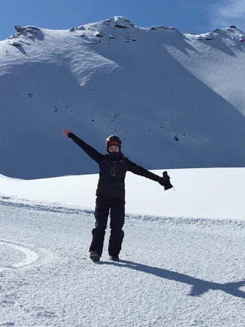Anna snow sports fit