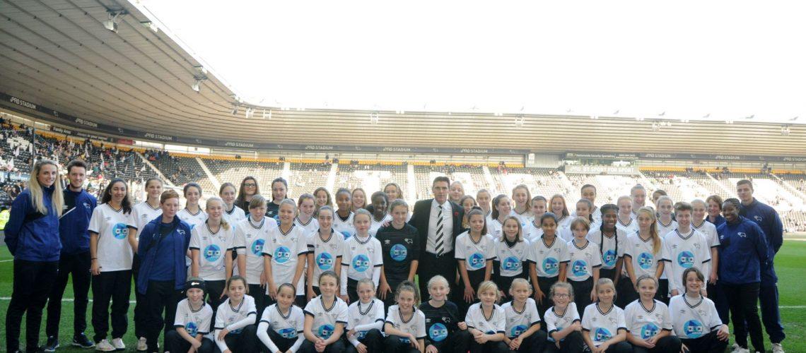 Derby County Girls Regional Training Centre